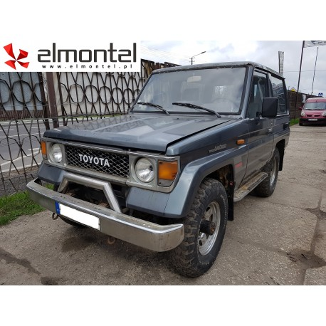 Toyota Land Cruiser LJ70 1988