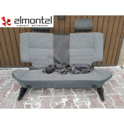 Rear seats with seatbelts - Toyota LJ70