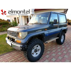 Toyota Land Cruiser LJ70 1992